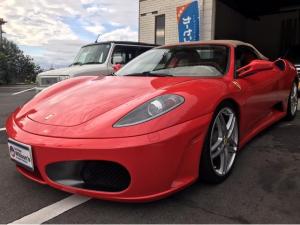 フェラーリ F430スパイダー F1 可変クライスジーク ローダウン 19AW ETC バックカメラ レーダー
