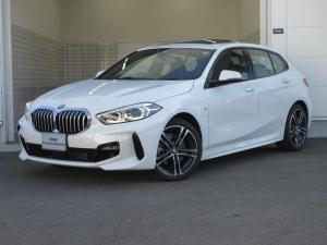 BMW 1シリーズ 118i Mスポーツ レンタカーアップ サンルーフ ACC