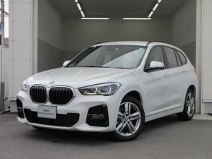 BMW X1 xDrive 18d Mスポーツ デモカー アクティブクルーズコントロール コンフォートパッケージ 電動シート