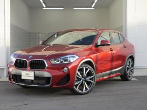 BMW X2 sDrive 18i MスポーツX レンタカーアップ ACC ヘッドアップD 20インチアルミ 電動Fシート