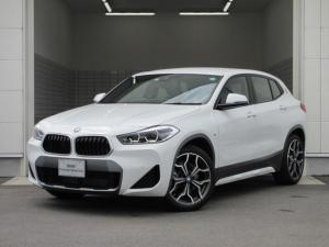 BMW X2 xDrive 20i MスポーツX デモカー ヘッドアップD アクティブクルーズコントロール