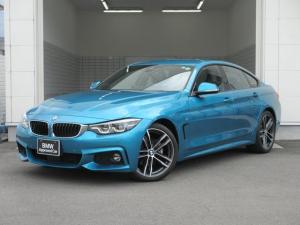 BMW 4シリーズ 420iグランクーペ Mスポーツ ACC 19インチホイール 全国1年保証