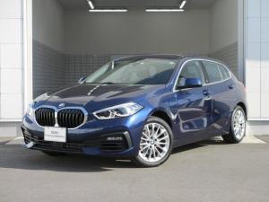 BMW 1シリーズ 118i プレイ 元社有車 アクティブ・クルーズ HDDナビ オートトランク