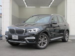 BMW X3 xDrive 20i Xライン ブラックレザー 全周囲カメラ 追従型クルーズコントロール ヘッドアップディスプレイ 全国2年保証