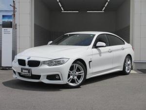 BMW 4シリーズ 420iグランクーペ Mスポーツ ワンオーナー 全国1年保証 アクティブ・クルーズ・コントロール レーンチェンジ警告