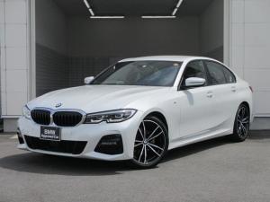 BMW 3シリーズ 320i Mスポーツ 19インチホイール ブラックレザー ワンオーナー 全国1年保証 オートトランク