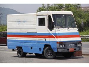 日産 アトラストラック アトラスバン 移動販売車トランポキャンピングキッチンカー