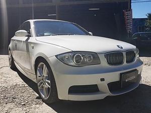 BMW 1シリーズ 135i クーペ サンルーフ 本革シート