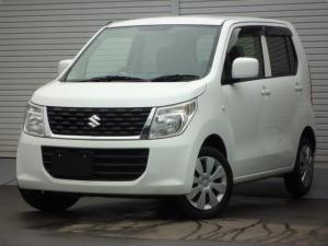 スズキ ワゴンR FX ナビ・地デジ・Bluetooth・ETC・タイミングチェーン・ワンオーナー・保証付き・エネチャージ・オートエアコン・電動格納ミラー・シートヒーター・タイヤ6部山