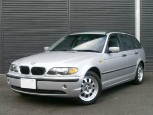 BMW 3シリーズ 318iツーリング 後期 純正アルミ 純正キーレス ABS