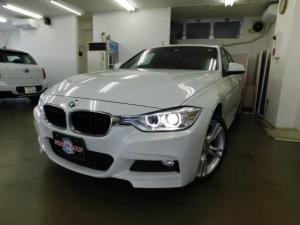 BMW 3シリーズ 320i xDrive Mスポーツ  純正HDDナビ ETC