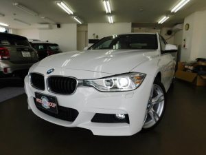 BMW 3シリーズ 320i xDrive Mスポーツ 社外TVチューナー