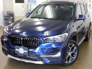 BMW X1 xDrive 18d xライン 純正ナビ バックカメラ コンフォートアクセス LEDヘッドライト インテリジェントセーフティ ハーフレザー 純正前後ドラレコ ETC