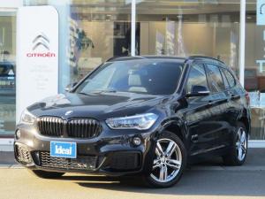 BMW X1 xDrive 18d Mスポーツ 純正ナビ LEDライト