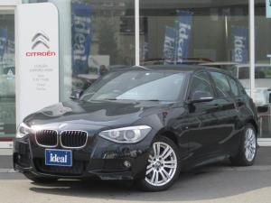 BMW 1シリーズ 116i Mスポーツ 純正ナビ キセノン 純正17AW