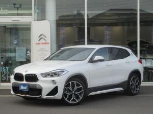 BMW X2 xDrive 20i MスポーツX インテリジェントセーフティ 純正ナビ LEDライト バックカメラ フロント/リアソナー シートヒーター 純正19AW ETC Bluetooth接続 電動リアゲート