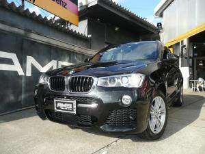 BMW X3 xDrive 20d MスポーツHDDナビTV