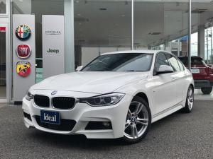 BMW 3シリーズ 320d Mスポーツ 黒革シート 純正HDDナビ キセノン ACC インテリセーフ アイドリングストップ Bカメラ オートライト キーレス ETC 純正18インチAW