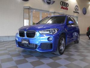 BMW X1 xDrive 18d Mスポーツ 4WD ダブルエアコン