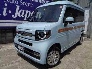 ホンダ N-VAN+スタイル ファン・ホンダセンシング 4WD
