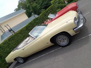 ビュイックその他  1973 センチュリオン 455 コンバーチブル