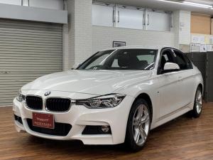 BMW 3シリーズ 320i xDrive Mスポーツ 純正カーナビバックカメラプッシュスタートパーキングソナー純正アルミホイールクルーズコントロールメモリーパワーシート4WD