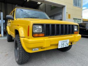 クライスラー・ジープ ジープ・チェロキー リミテッド 4WD レザーパワーシート 認証工場販売車輛
