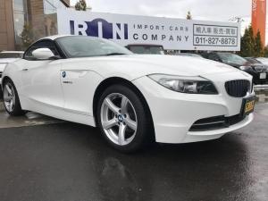 BMW Z4 sDrive23i ハイラインパッケージ パワーシート