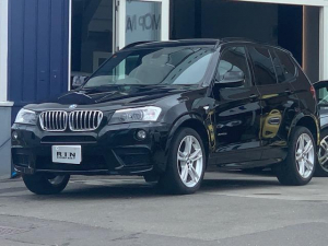 BMW X3 xDrive 20d Mスポーツ ディーゼルターボ 4WD