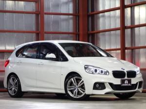 BMW 2シリーズ xDrive アクティブT Mスポ 車検整備付 冬T有