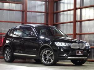 BMW X3 xDrive 20d Xライン ナビTV 茶革 SR 冬T有