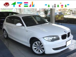 BMW 1シリーズ 116i 社外HDDナビ ワンセグ ETC プッシュスタート 禁煙車