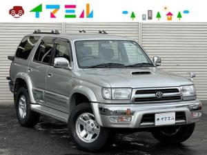 トヨタ ハイラックスサーフ SSR-X Vセレクション ワンオーナー ディーゼル