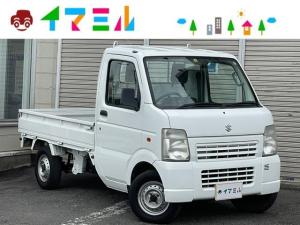 スズキ キャリイトラック KC 3方開 4WD