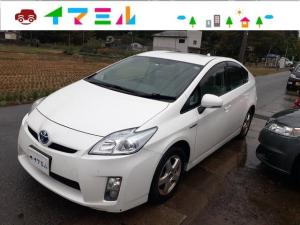 トヨタ プリウス S 純正SDナビ/バックカメラ/ワンセグ