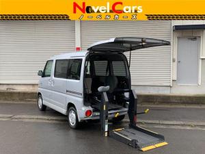 三菱 タウンボックス LX 福祉車両 電動リフト 4WD キーレスキー リアヒータ―