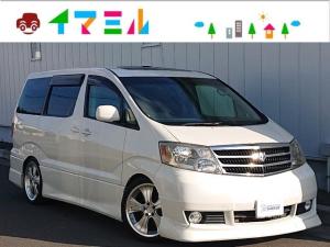 トヨタ アルファードV MS Pスライドドア TEIN車高調 社外パーツ