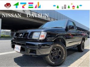 日産 ダットサントラック セミロングDX Mud-TerrainホワイトレターLT235/5R15 ベンコラ5速