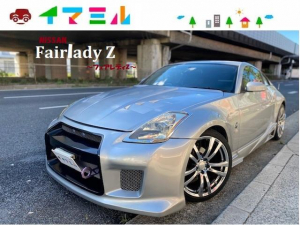 日産 フェアレディZ バージョンT フルエアロ GT-Rルック SACLAMマフラー