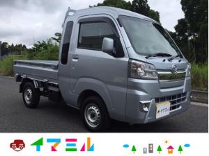 ダイハツ ハイゼットトラック ジャンボSAIIIt スマートアシスト LEDヘッドランプ 車検R3年7/21
