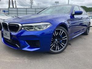 BMW M5 M5 認定中古車コンフォートPKG車検整備付