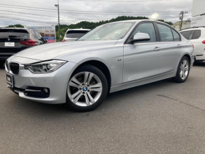 BMW 3シリーズ 320i xDrive スポーツ 認定中古車ACCブラックレザー4WD車検整備付