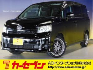 トヨタ ヴォクシー X LエディションHDDナビ フルセグ DVD SD
