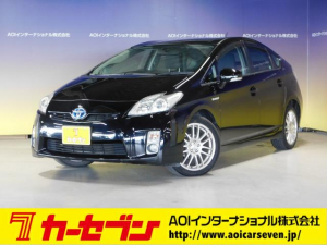 トヨタ プリウス S ナビTV 社外17AW スマートキー CD DVD AUX SD