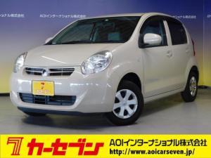 トヨタ パッソ X ユルリ ナビTV スマートキー CD ETC SD