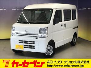 日産 NV100クリッパーバン DX 4WD AC エアB