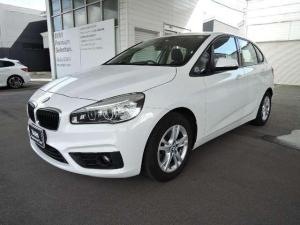 BMW 2シリーズ 218iアクティブツアラー 認定中古車保証付き BMW正規ディーラー
