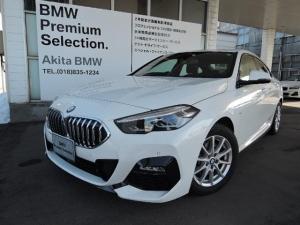 BMW 2シリーズ 218iグランクーペ Mスポーツ 認定中古車保証 BMW正規販売店車輛