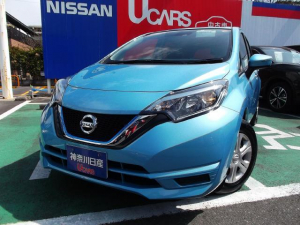 日産 ノート e-POWER X  ♪MM317D-W