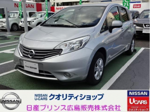 i日産 ノート X DIG-S 禁煙車